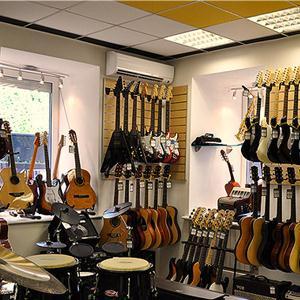Музыкальные магазины Лениногорска