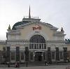 Железнодорожные вокзалы в Лениногорске
