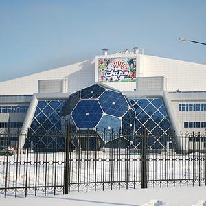 Спортивные комплексы Лениногорска
