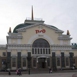 Железнодорожные вокзалы Лениногорска