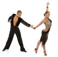 Школа социальных танцев Alfa Dance - иконка «танцы» в Лениногорске